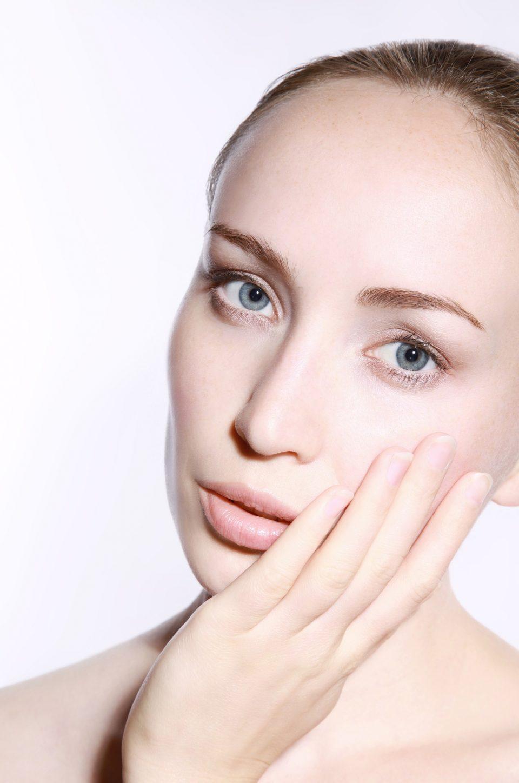Kesehatan kulit wajah wanita
