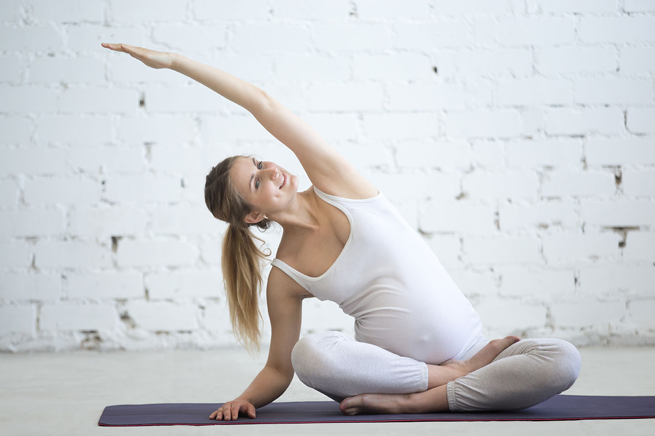 aktif menggerakkan badan saat hamil