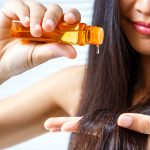 minyak zaitun untuk rambut